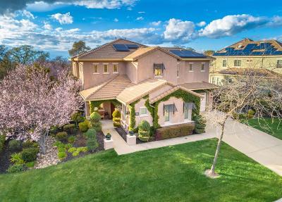 Lincoln Single Family Home For Sale: 5200 Monteverde Lane
