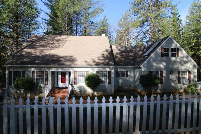 Placerville Single Family Home For Sale: 3915 Stope Drive