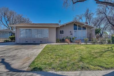 Stockton Single Family Home For Sale: 520 Rialto Avenue