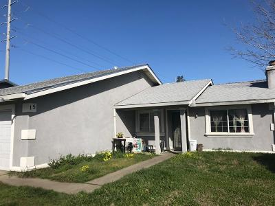 Sacramento Single Family Home For Sale: 15 Leros Court
