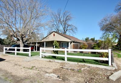 Stockton Single Family Home For Sale: 9724 Cole Drive