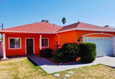 Stockton Single Family Home For Sale: 2128 South San Joaquin Street