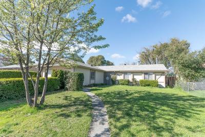 Sacramento Single Family Home Contingent: 1040 Westward Way
