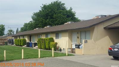 Turlock Multi Family Home For Sale: 525 South Avenue