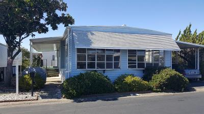 Rancho Cordova Mobile/Manufactured For Sale: 181 Whispering Pines Drive