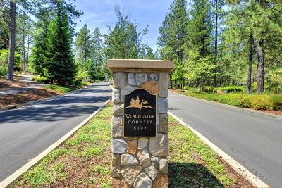 Meadow Vista Residential Lots & Land For Sale: 3003 Legends Drive