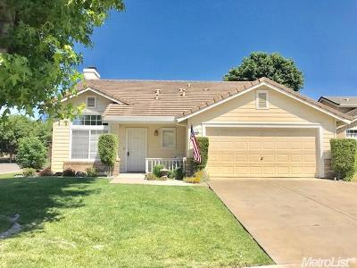 Tracy Single Family Home For Sale: 110 Country Court