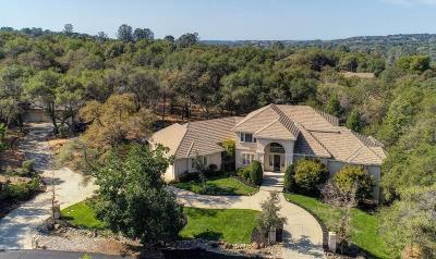 Lincoln, Loomis, Rocklin, Roseville, Fair Oaks, Folsom, Orangevale Single Family Home For Sale: 4610 Woodgate Court