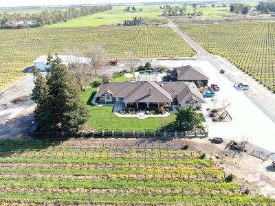 Sacramento County Single Family Home For Sale: 10680 Arno Road