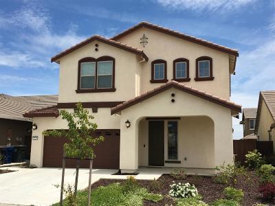 Rancho Cordova Single Family Home For Sale: 3735 Edington Drive