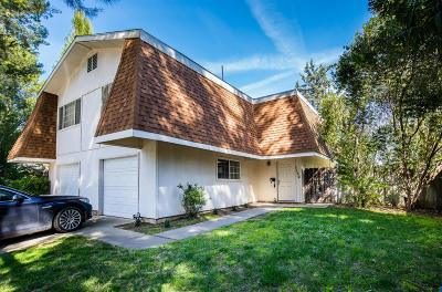 Yolo County Multi Family Home For Sale: 1120 J Street