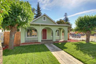 Sacramento Single Family Home For Sale: 3600 23rd Avenue