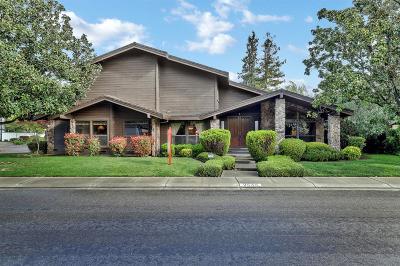 Stockton Single Family Home For Sale: 2545 Michaelangelo