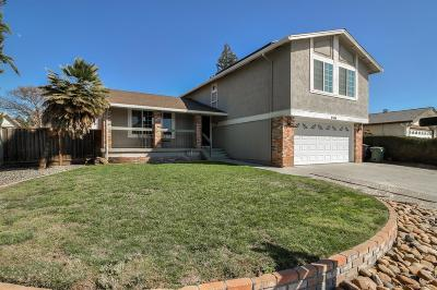 Tracy Single Family Home For Sale: 2926 Gomes Drive