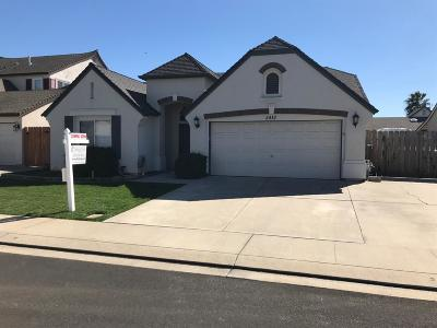 Modesto Single Family Home For Sale: 3412 Will Scarlet Way