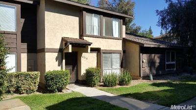 Citrus Heights Condo For Sale: 6333 Port Gibson Court