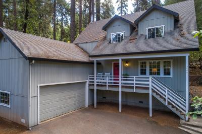 El Dorado County Single Family Home For Sale: 3545 Gold Ridge Trail