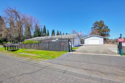 Rio Linda Single Family Home For Sale: 1401 I Street