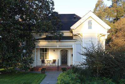 Yolo County Single Family Home For Sale: 666 1st Street