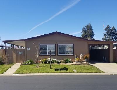 Sacramento Mobile/Manufactured For Sale: 7855 Cottonwood Lane