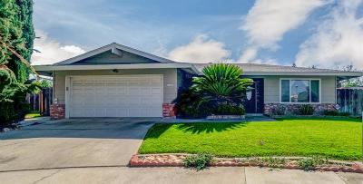 Merced Single Family Home For Sale: 4000 Rutgers Court