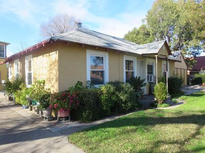 West Sacramento Multi Family Home For Sale: 730 Maple Street