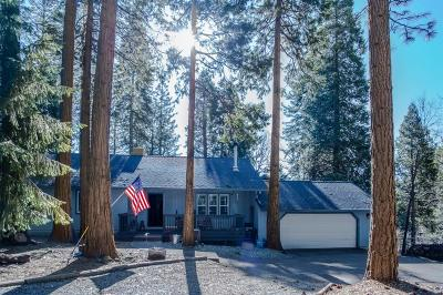 El Dorado County Single Family Home For Sale: 4287 Sly Park Road