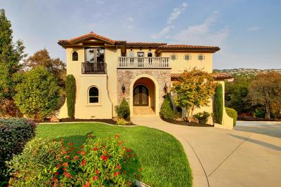 El Dorado Hills Single Family Home For Sale: 1181 Lomond Drive