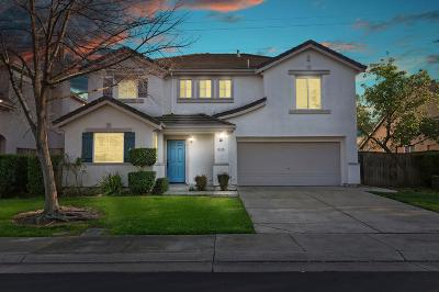 Stockton Single Family Home For Sale: 3705 Bridlewood Circle