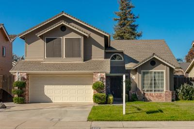 Modesto CA Single Family Home For Sale: $373,999