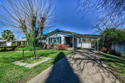 Stockton Single Family Home For Sale: 3517 West Mendocino Avenue