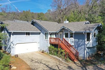 El Dorado County Single Family Home For Sale: 2785 Sleepy Hollow Court