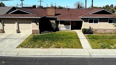 Manteca Single Family Home For Sale: 345 Cottage Avenue