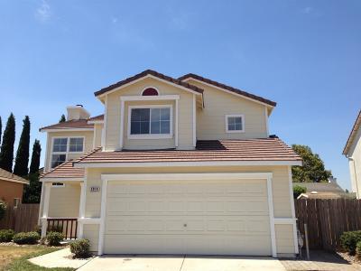Stockton Single Family Home Sold: 2014 Gordon Verner Circle