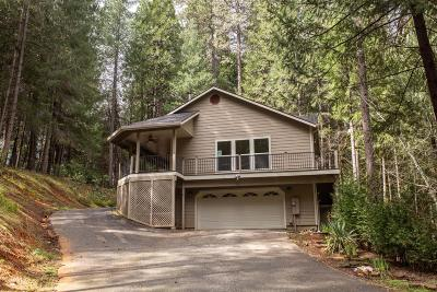 Grass Valley CA Single Family Home For Sale: $549,900