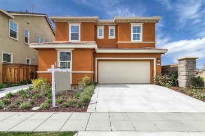 Mountain House Single Family Home Sold: 1549 S Furtado Glen
