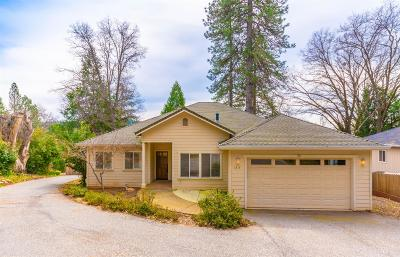 Nevada County Single Family Home For Sale: 13630 Forest Park Lane