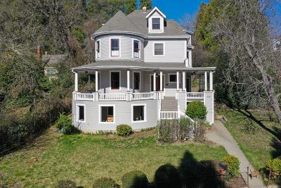 Grass Valley Single Family Home For Sale: 358 Mill Street