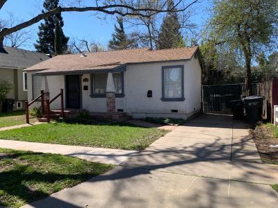 Sacramento Single Family Home For Sale: 4508 53rd Street