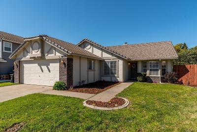 Sacramento Single Family Home For Sale: 8635 Hampton Hill Court