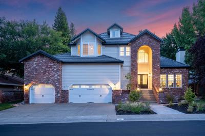 Folsom Single Family Home Contingent: 131 Carmody Circle