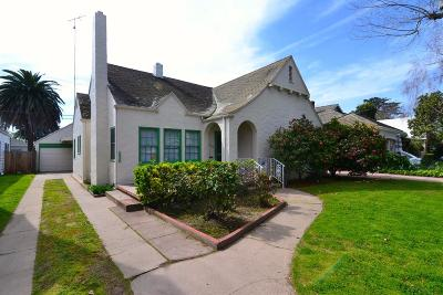 Stockton Single Family Home For Sale: 1150 West Harding Way