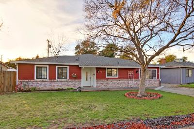 Sacramento Single Family Home For Sale: 931 Amberwood Road