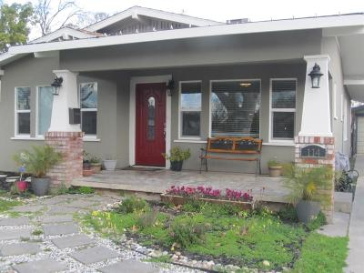 Modesto Single Family Home For Sale: 114 Wilson