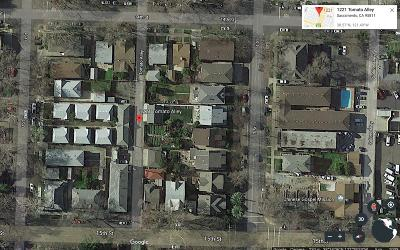 Sacramento County Residential Lots & Land For Sale: 1221 Tomato Alley