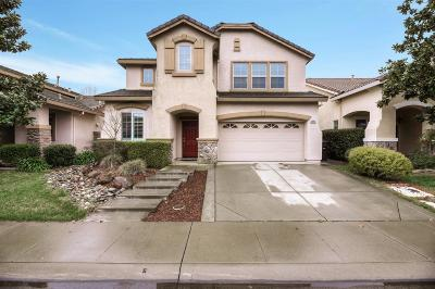 Roseville Single Family Home For Sale: 1845 Terracina Circle