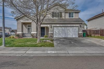 Stockton Single Family Home For Sale: 9220 Mammath Peak Circle