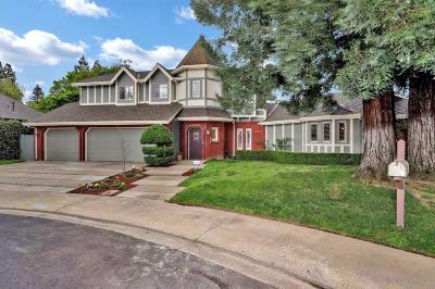 Modesto Single Family Home For Sale: 2712 Stuyvesant Circle