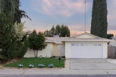West Sacramento Single Family Home For Sale: 1021 Carrie Street