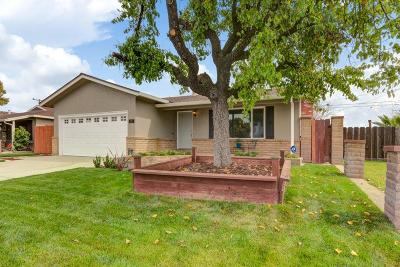 Manteca Single Family Home For Sale: 860 Poplar